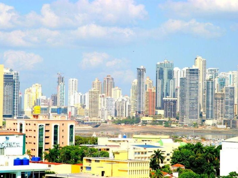 Hotel Caribe Panama Landschaft