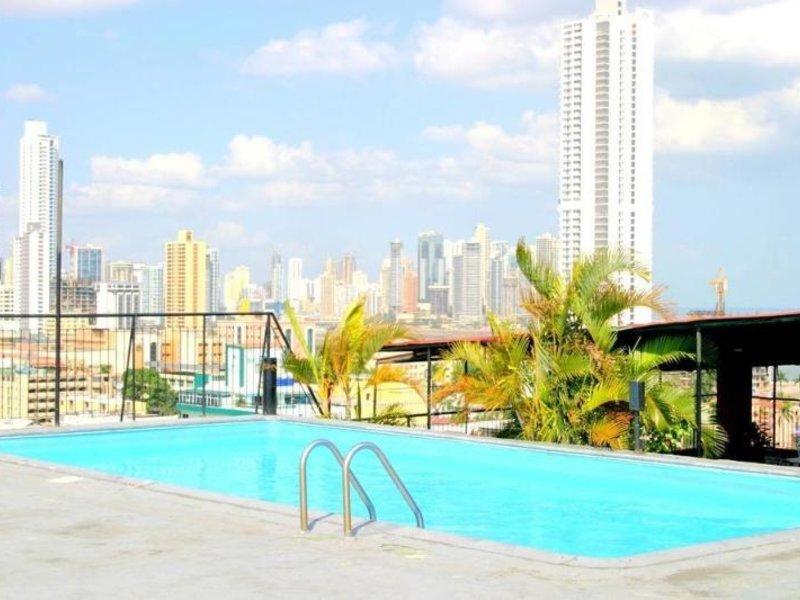 Hotel Caribe Panama Pool