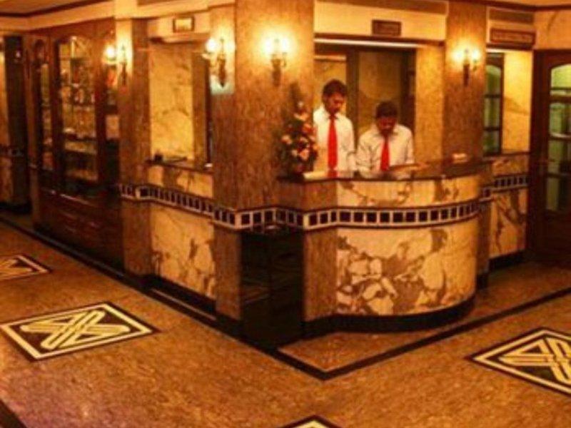 Hotel Karl Residency Lounge/Empfang