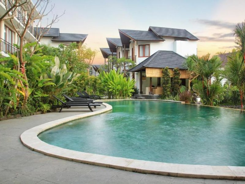 Bakung Ubud Resort & Villa Pool