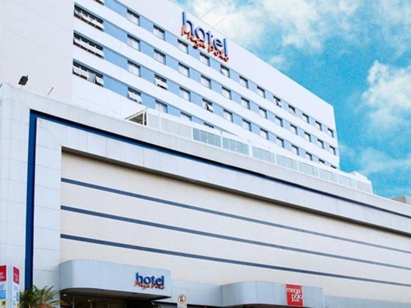 Hotel Mega Polo Außenaufnahme