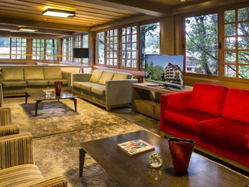 Laghetto Gramado Lounge/Empfang