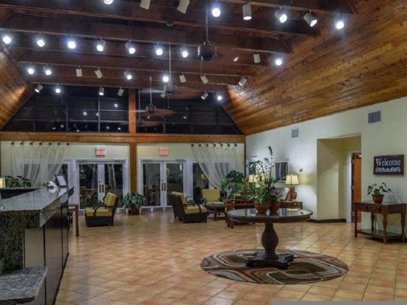 Polynesian Isles Resort by Diamonds Resorts Lounge/Empfang