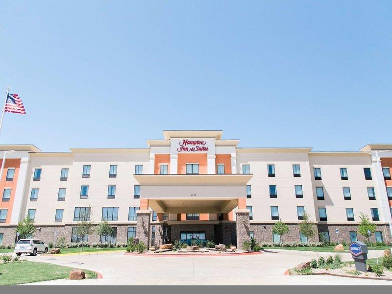 Hampton Inn & Suites Amarillo East Außenaufnahme