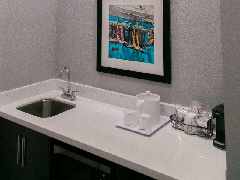 Hampton Inn & Suites Amarillo East Badezimmer