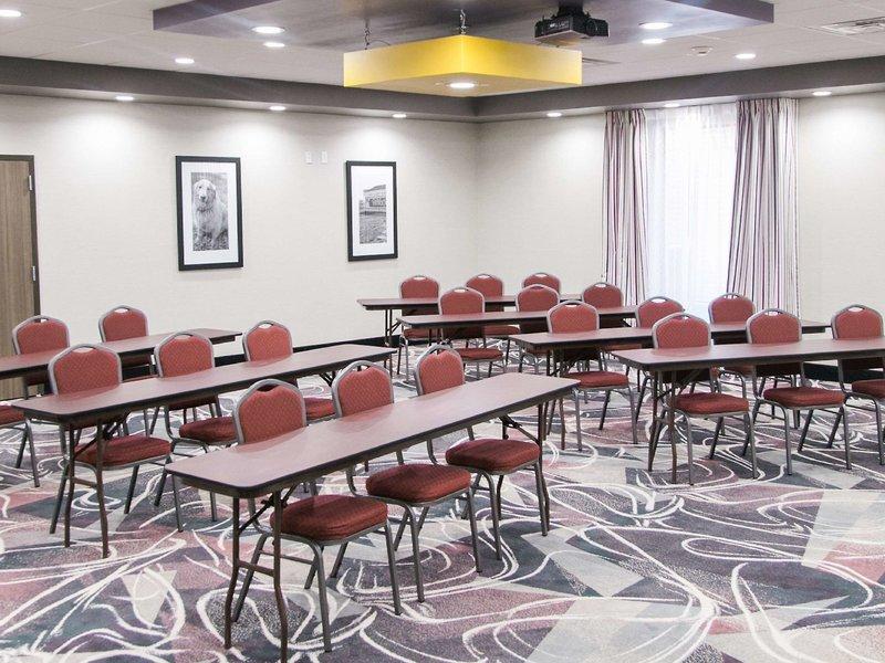 Hampton Inn & Suites Amarillo East Konferenzraum