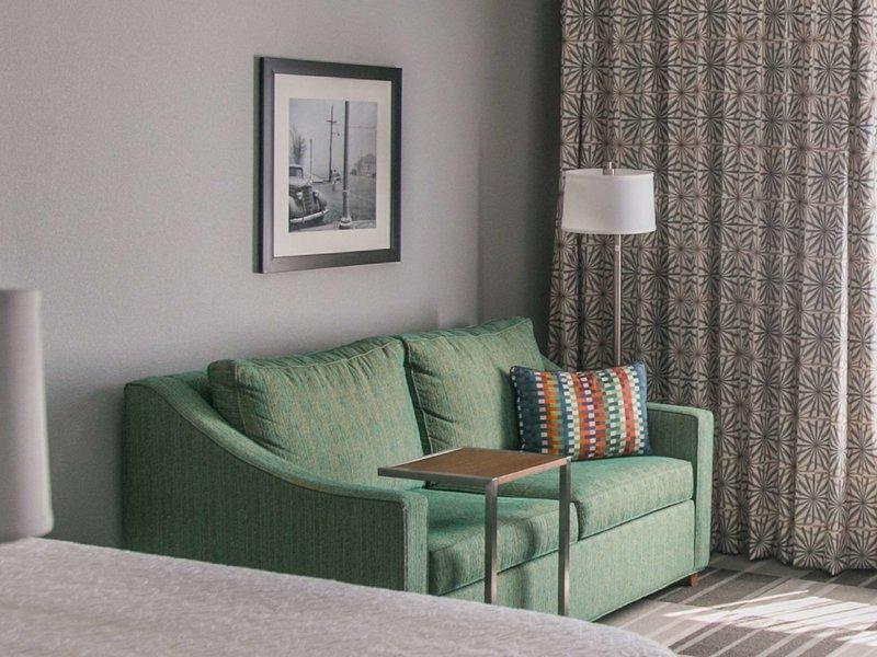 Hampton Inn & Suites Amarillo East Wohnbeispiel