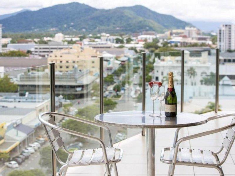 Park Regis Piermonde Apartments - Cairns Terrasse