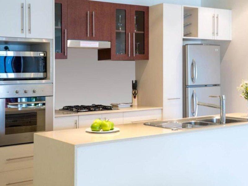 Park Regis Piermonde Apartments - Cairns Lounge/Empfang