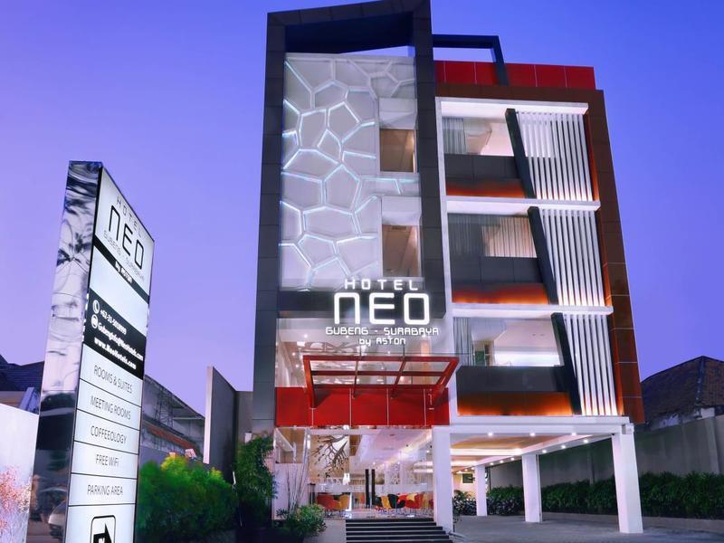 NEO Gubeng - Surabaya Außenaufnahme
