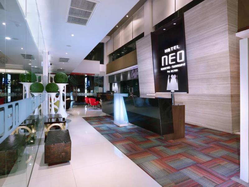 NEO Gubeng - Surabaya Lounge/Empfang