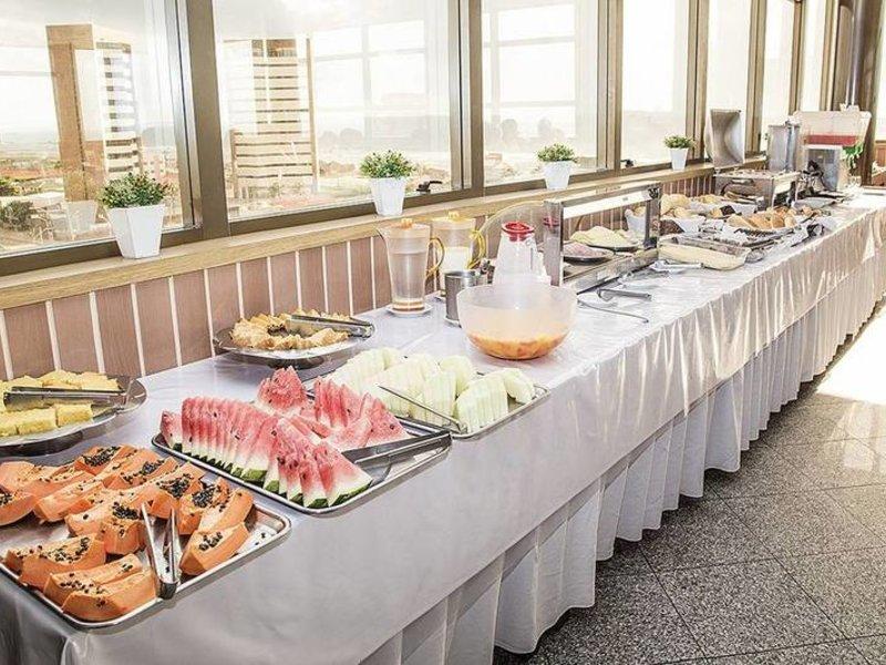 Boreas Apart Hotel Restaurant
