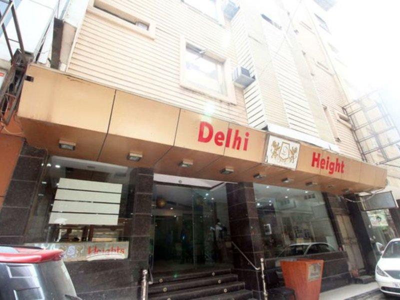 Delhi Heights Außenaufnahme