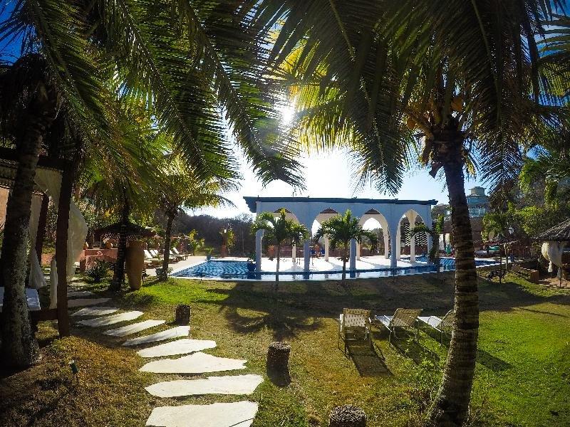 Pedra Da Laguna Lodge & Spa Garten