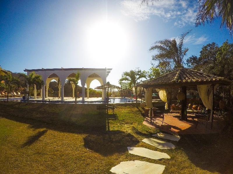Pedra Da Laguna Lodge & Spa Terrasse