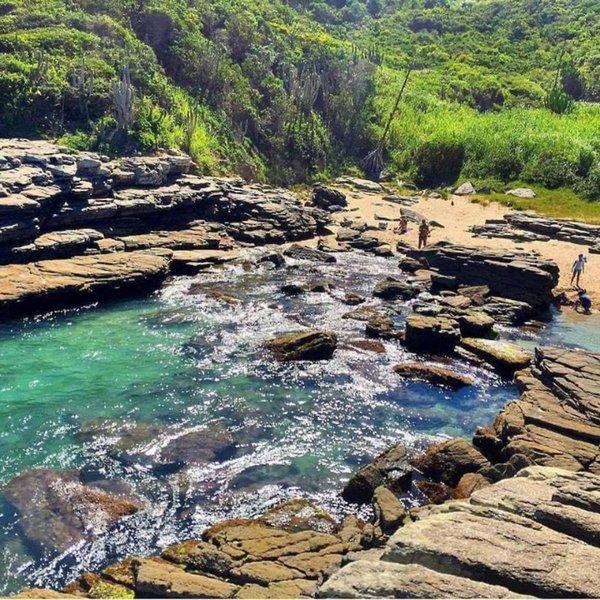 Pedra Da Laguna Lodge & Spa Strand