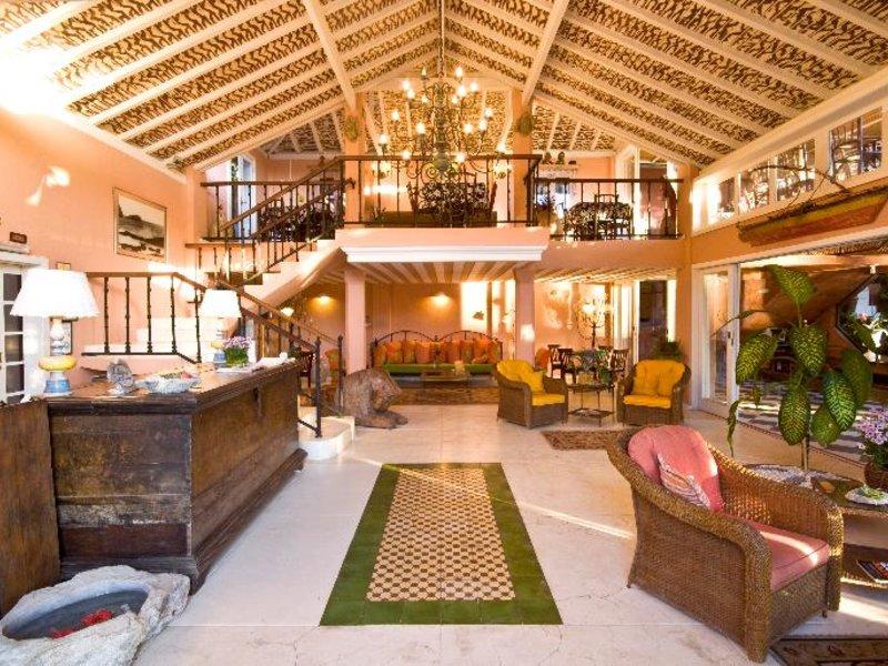 Pedra Da Laguna Lodge & Spa Lounge/Empfang