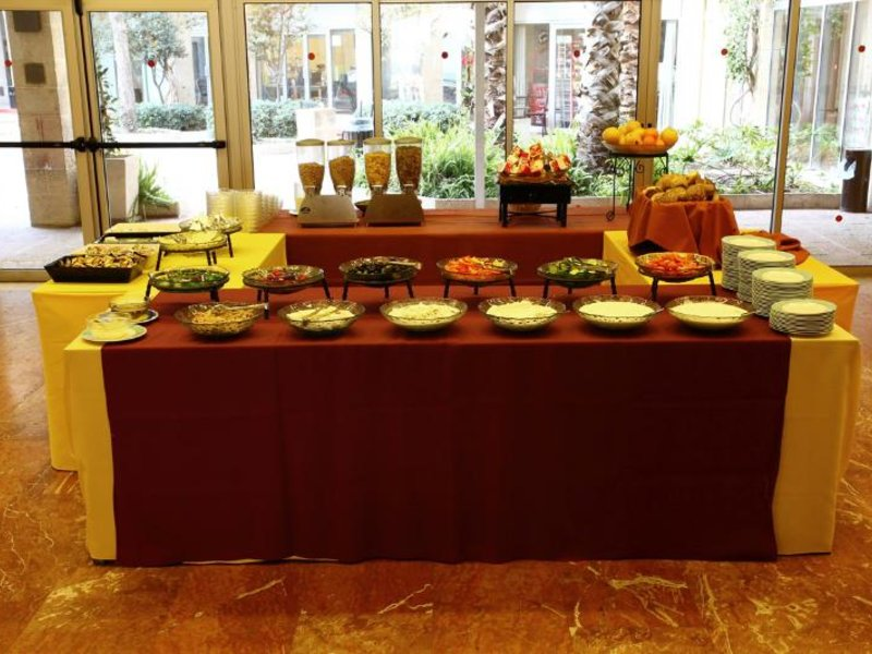 Hotel Beit Shmuel Restaurant
