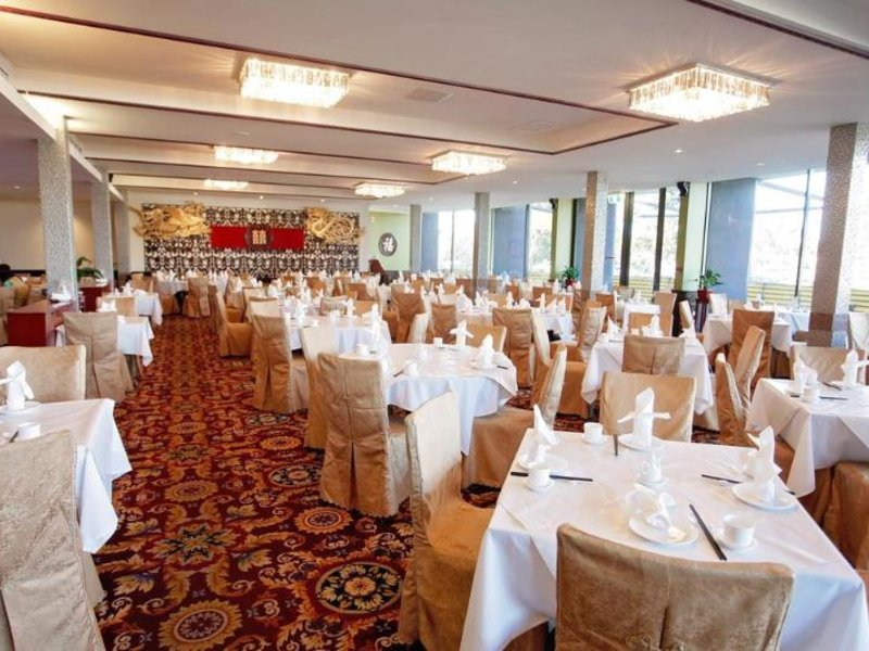 Golden Pebble Hotel Restaurant