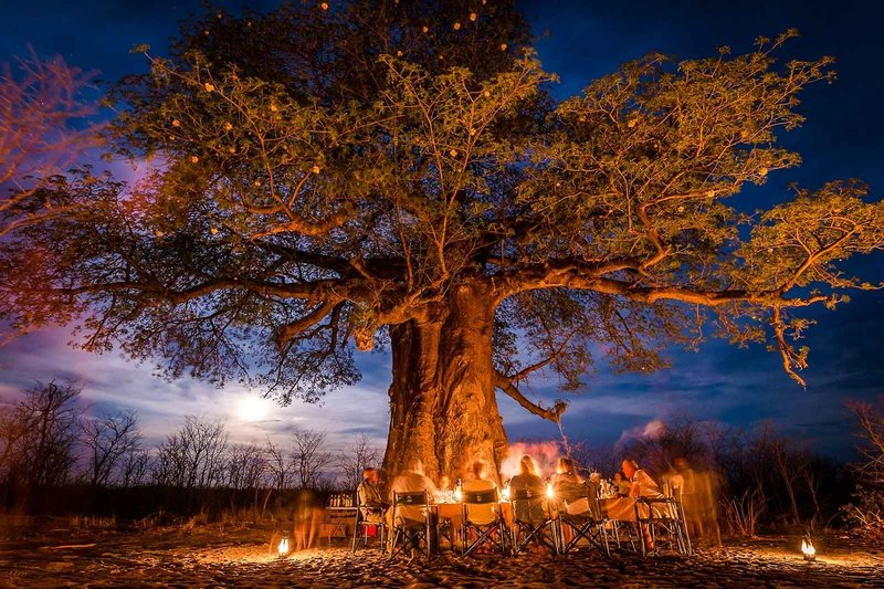 Tuskers Bush Camp Restaurant