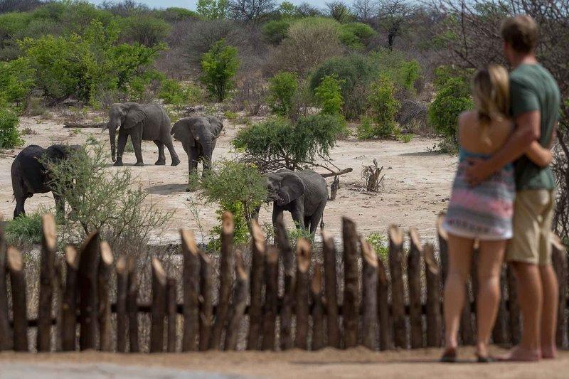 Tuskers Bush Camp Sport und Freizeit