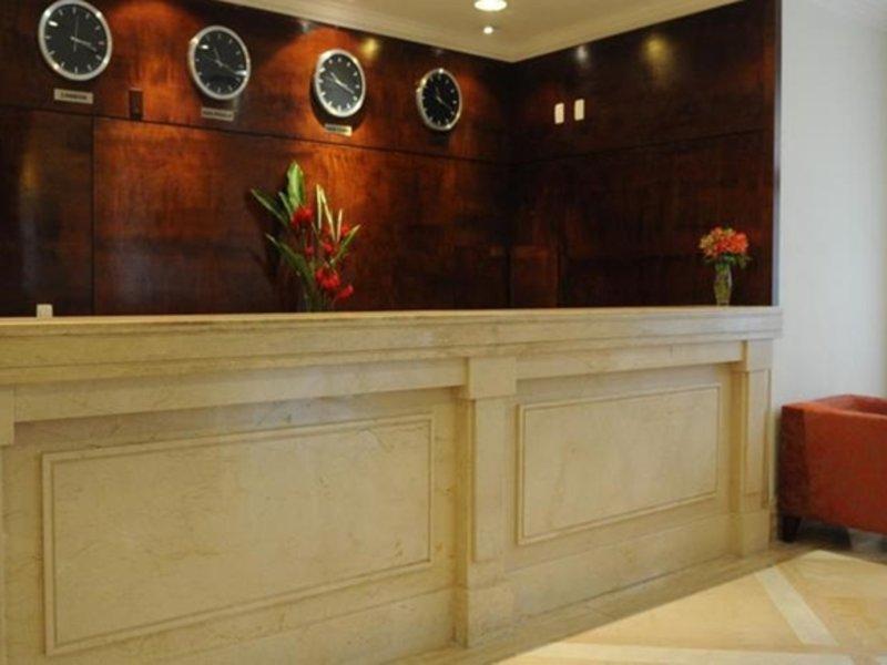 Intercity Berrini Lounge/Empfang