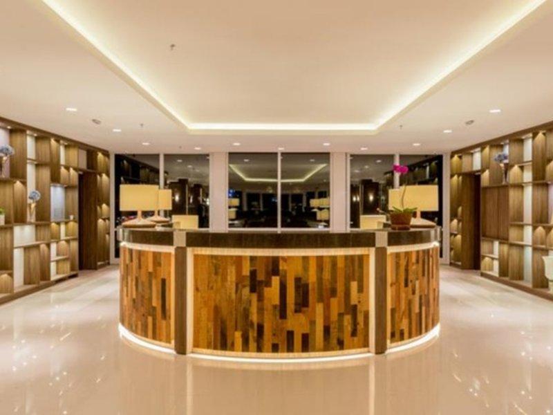 Prodigy Hotel Gramado Lounge/Empfang