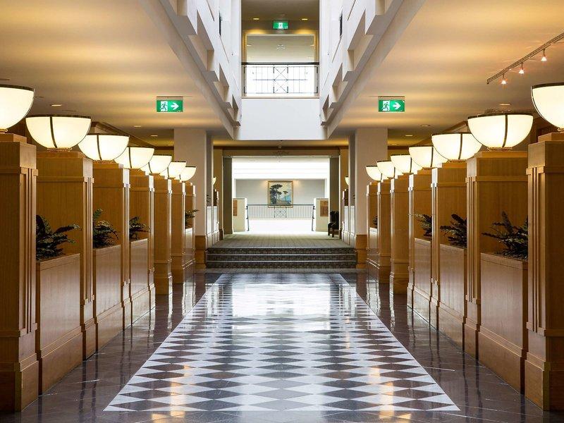 Hyatt Canberra Lounge/Empfang