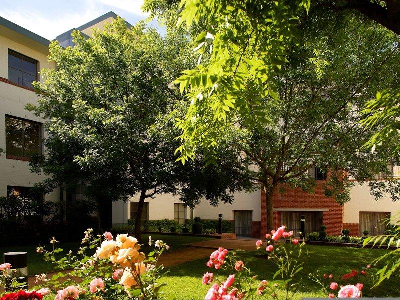 Hyatt Canberra Garten