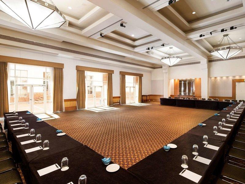 Hyatt Canberra Konferenzraum