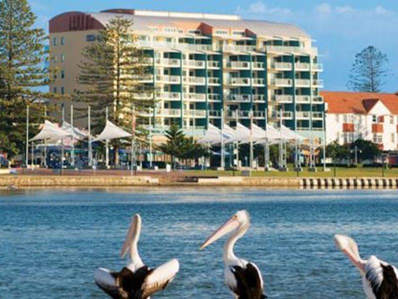 Oaks Waterfront Außenaufnahme