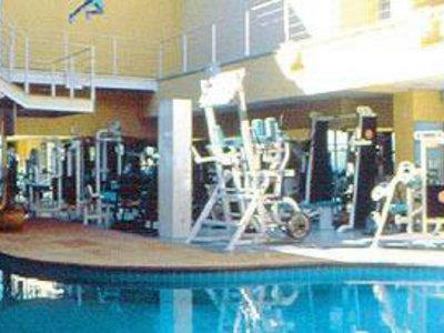 Prodigy Grand Hotel & Suites Berrini Pool
