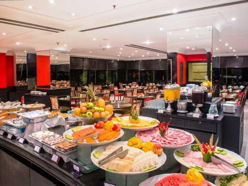 Prodigy Grand Hotel & Suites Berrini Restaurant