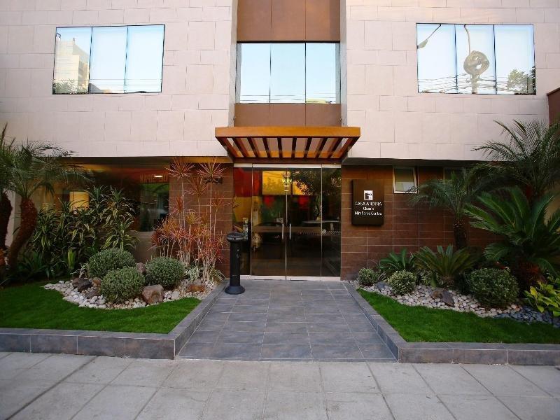 Casa Andina Standard Miraflores Centro Außenaufnahme