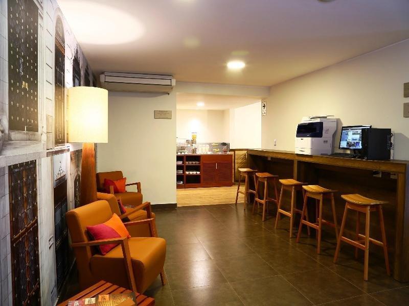 Casa Andina Standard Miraflores Centro Bar