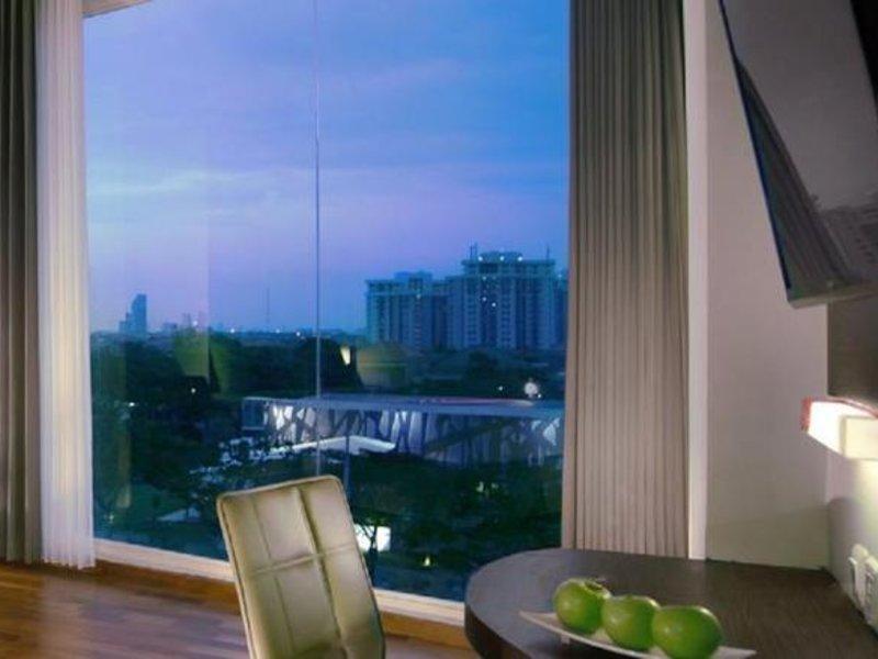 favehotel Graha Agung Surabaya Terrasse