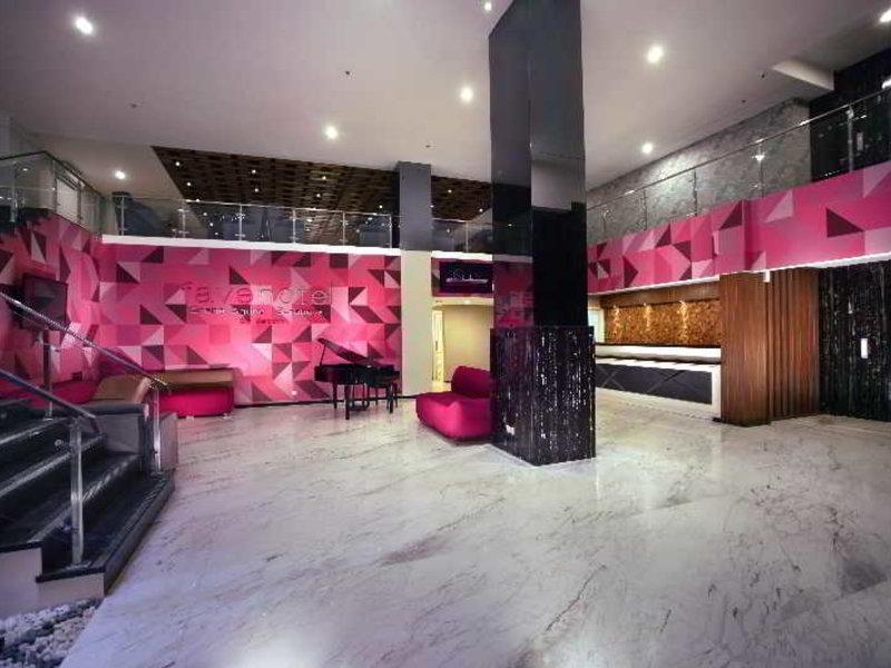 favehotel Graha Agung Surabaya Lounge/Empfang