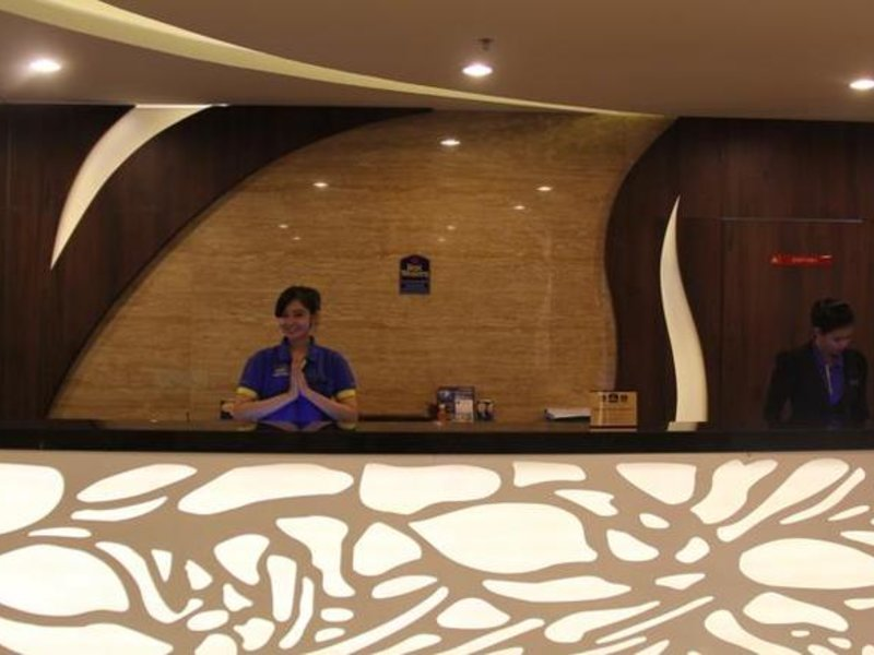 Papilio Hotel Lounge/Empfang