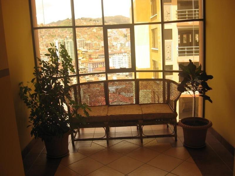 Las Brisas Lounge/Empfang