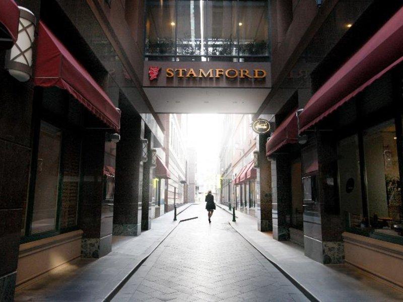 Stamford Plaza Melbourne Außenaufnahme
