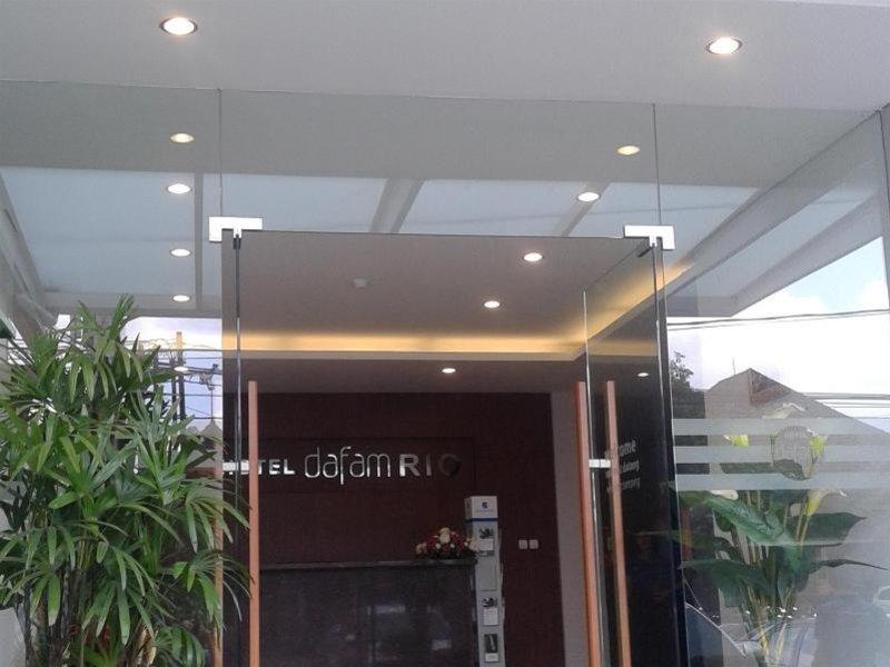 Dafam Rio Bandung Lounge/Empfang