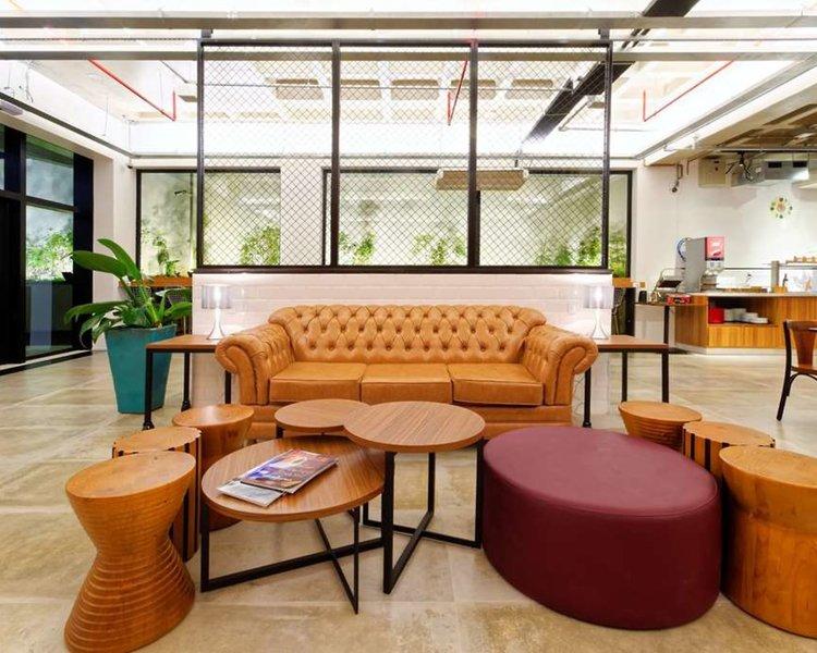 Ramada Encore Tiradentes Lounge/Empfang