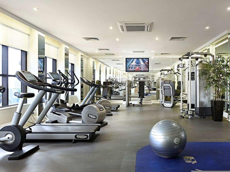 Stamford Plaza Melbourne Sport und Freizeit