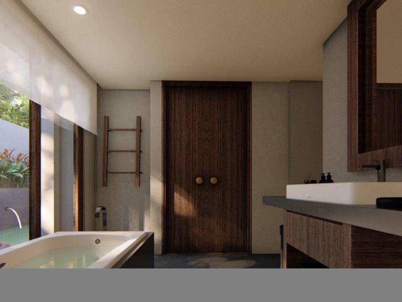 X2 Bali Breakers Resort Badezimmer