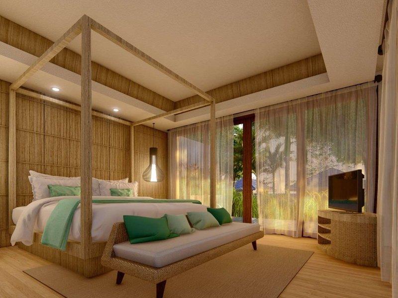 X2 Bali Breakers Resort Lounge/Empfang