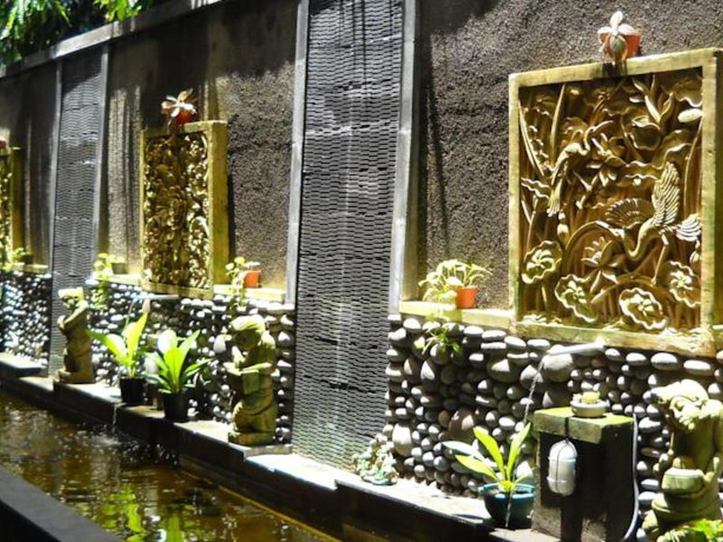 Bali Sorgawi Hotel Badezimmer