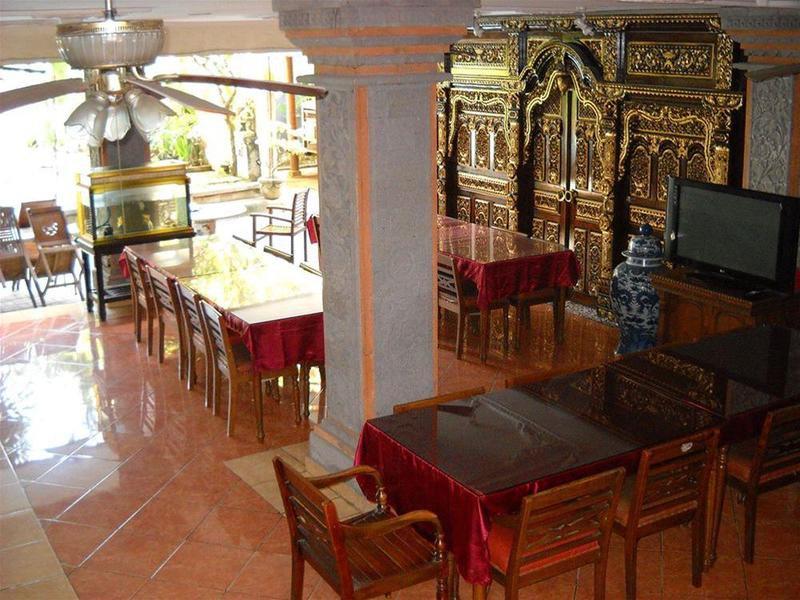 Bali Sorgawi Hotel Lounge/Empfang