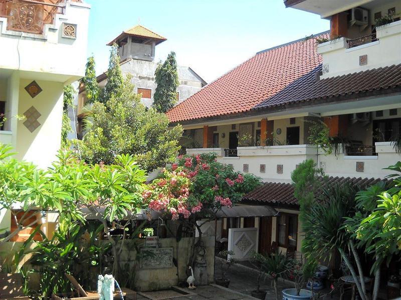 Bali Sorgawi Hotel Außenaufnahme