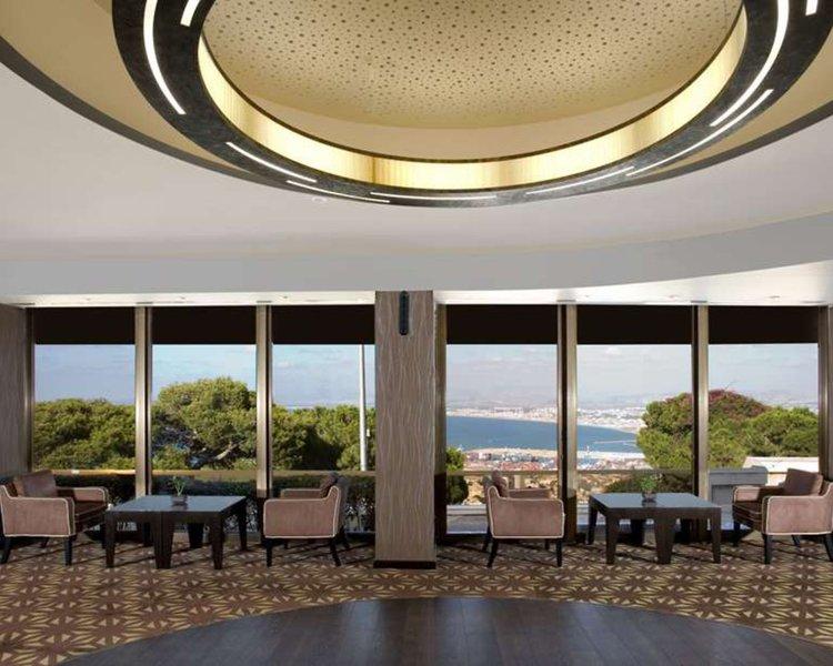 Dan Panorama Lounge/Empfang