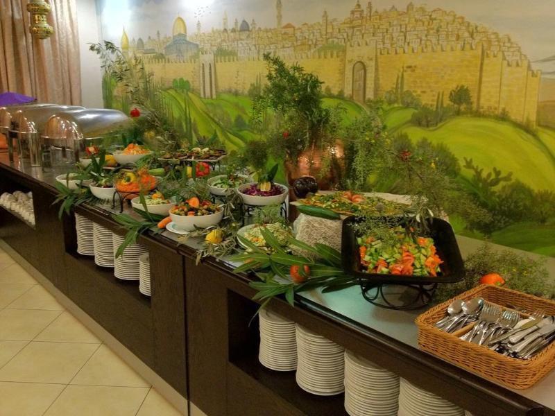 Commodore Hotel Jerusalem Restaurant